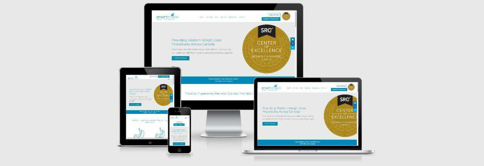 smartshape website
