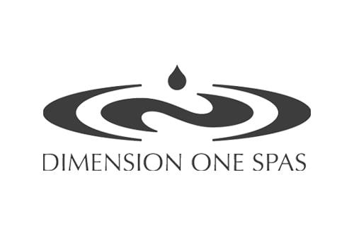 Dimension One Spas logo